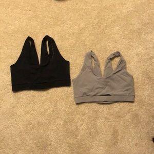 Whitney Simmons x gymshark sports bra size medium